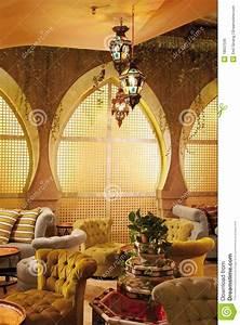 Arabic Interior Stock Photo Image Of Living Decorations