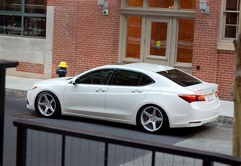 acura tlx wheels custom rim and tire packages