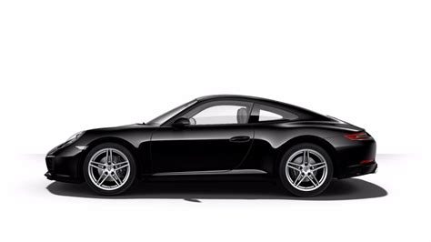 2018 Porsche 911 Carrara Exterior Paint Color Options