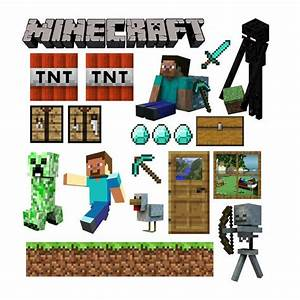 17 best images about jack39s stuff on pinterest vinyls for Awesome minecraft vinyl wall decals