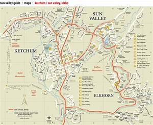 sun valley guide : summer 2001 : maps : ketchum / sun
