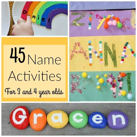45 awesome name activities for preschoolers the 5 977 | da61b48698f31c5607c7faa2d835a1d0