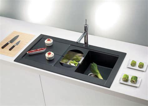 sink kitchen top 15 black kitchen sink designs mostbeautifulthings 3444