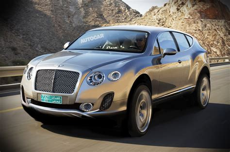 bentley suv 2016 bentley suv targets 200mph for 2016 launch autocar