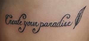 Ecriture Tatouage Femme : ecriture tatouage trouvez une police qui vous correspond ~ Melissatoandfro.com Idées de Décoration