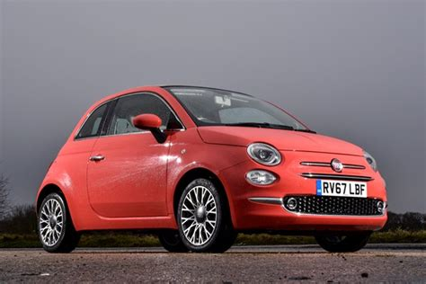 Used Fiat 500c by Fiat 500 C From 2009 Used Prices Parkers