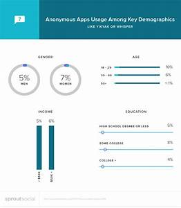 Social Media Demographics for Marketers   Sprout Social