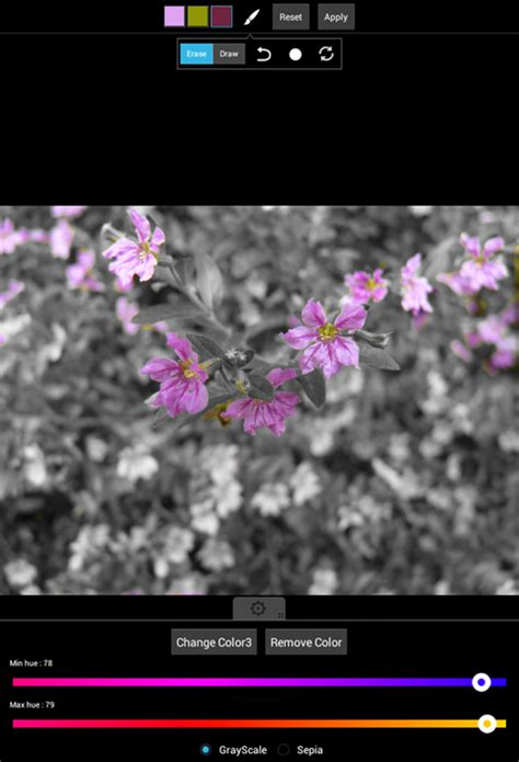 edit mobile phone    bw pics   pop