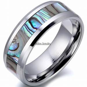 Womens tungsten rings aluminum rings jewelry 28 latest for Wedding ring fitters