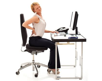 back pain from sitting at desk ergonomic workstations what does that mean obutto