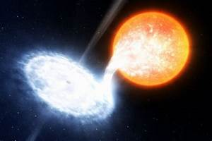 Supermassive black hole in center of galaxy - Clubhouse News