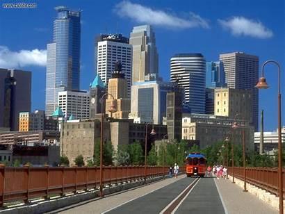 Minneapolis Minnesota Buildings Skyline Usa Mn Tourist