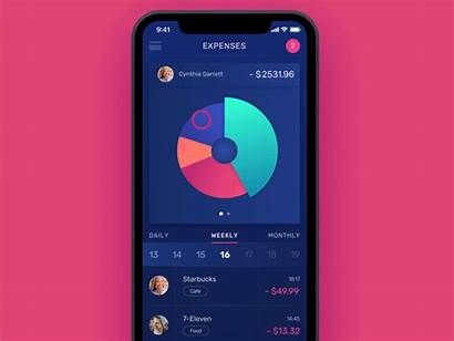 App Animation Ui Finance Interface Ux Designs