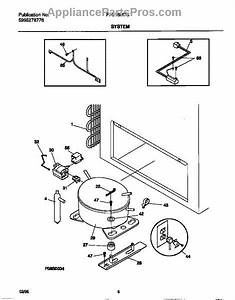 Parts For Frigidaire Ffc18m7cw1  System Parts
