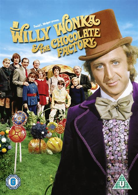 Willy Wonka And The Chocolate Factory Dvd Winners