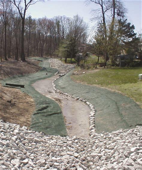 grass seed mat turf reinforcement mat for erosion