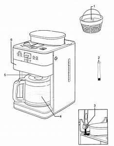 Kenmore Elite Coffee Maker Parts
