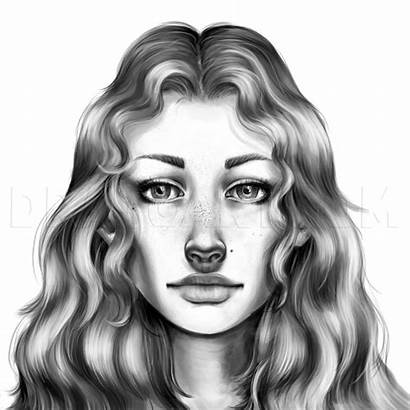 Draw Face Realistic Faces Step Drawing Portrait