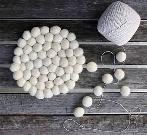 Teppich Filzen Anleitung : filzkugeln filzen eine gratisanleitung f r einen ~ Lizthompson.info Haus und Dekorationen