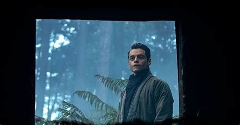 Rami Malek's look and name as 'No Time To Die' villain ...