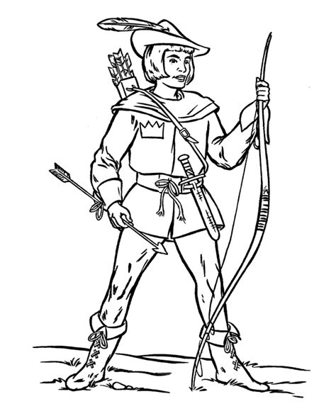 medieval coloring pages    print