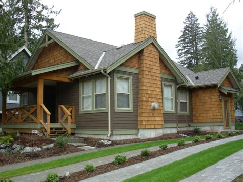 Small Craftsman Style Cottages Cottage And Bungalow