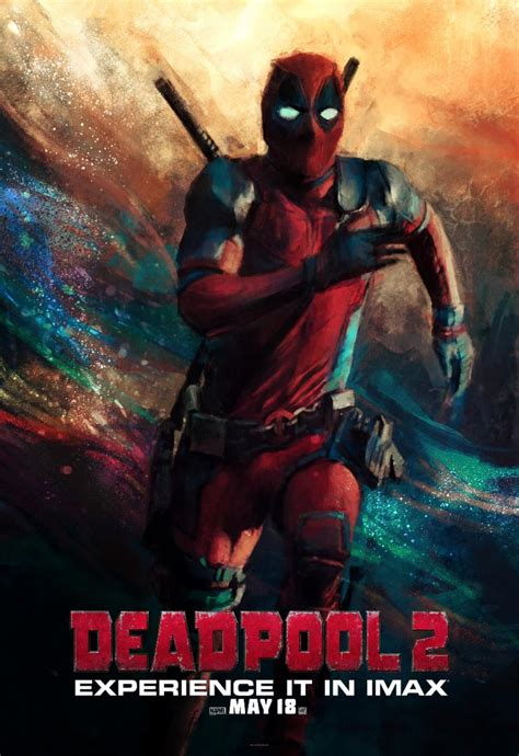 Movie Review  Deadpool 2 (2018