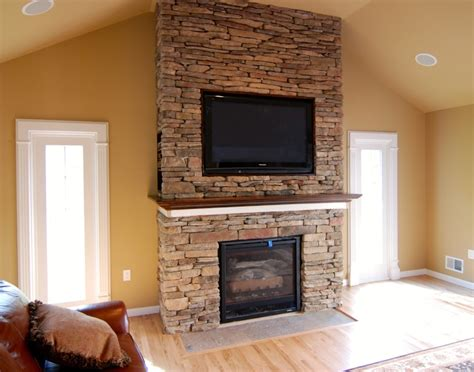 Fireplace With Tv Above by Tv Fireplace Futurehometech