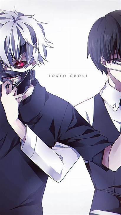 Anime Ghoul Tokyo Boy Boys Wallpapers Iphone