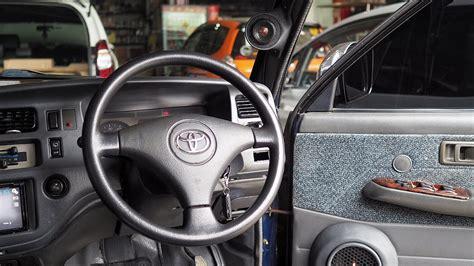 Modifikasi Dashboard Mobil by Modifikasi Audio Mobil Toyota Kijang Sound Quality By