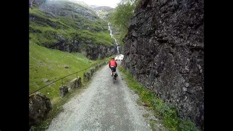 Norway Fjords Cycling Flam Valley Youtube