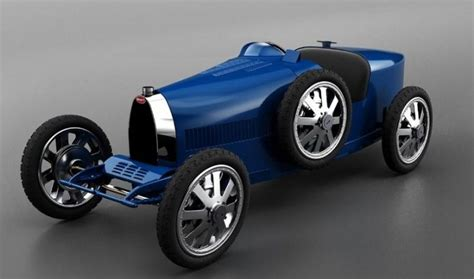 Bugatti baby documentaryat the 2019 geneva international motor show, bugatti announced its 110th birthday present to itself, the reimagining of the original. Want To Own A Bugatti? This Rs 26 Lakh Baby II Is Probably Your Best Chance!