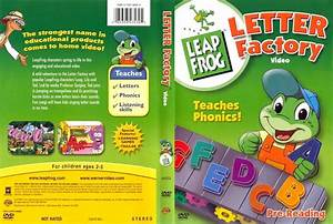 leapfrog letter factory dvd covers and labels With leapfrog letter factory game