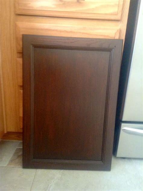 general finishes antique walnut gel stain kitchen
