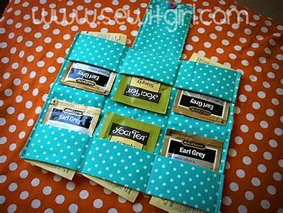 Tea Wallet Pattern Sewing Tutorial Bag Patterns