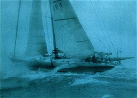 Trimaran Heavy Weather by Heavy Weather Sailing Aritlce