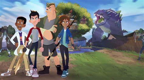 earth last netflix series season animated trailer cast jack max monster ziemi dzieciaki ostatnie shows animation coming monsters plot release