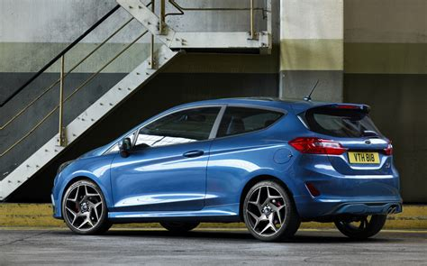 New 2017 Ford Fiesta St Gets Three-cylinder Turbo Engine