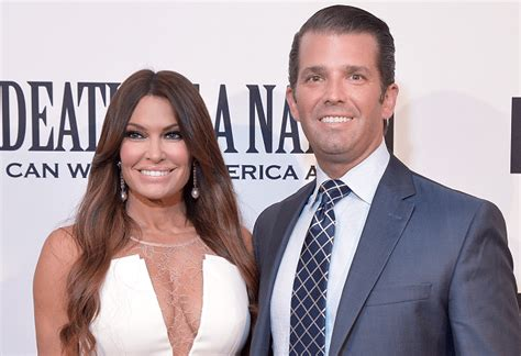 guilfoyle kimberly husband son bio married jr trump age measurements height