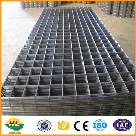 home depot galvanized welded wire mesh panel with factory