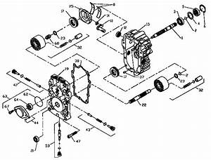 Hydro Gear Transaxle Pump Parts