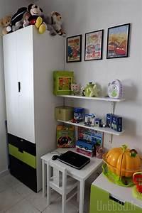 Bureau Enfant Garcon : chambre enfant gar on bureau coffre jouet unbb3 0 ~ Teatrodelosmanantiales.com Idées de Décoration