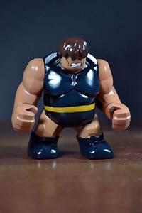 BLOB Hulk Marvel Super Heroes Minifigure New Custom Big ...