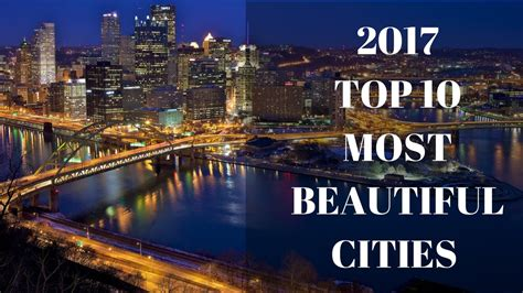 2017 Top 10 Most Beautiful Cities In The World Youtube