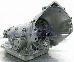 4l60e 1995 2wd Remanufactured Transmission M30 Warranty