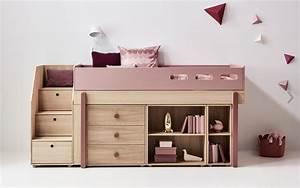 Lit Mi Haut Enfant : les 2168 meilleures images du tableau meubles pas cher sur pinterest ~ Teatrodelosmanantiales.com Idées de Décoration
