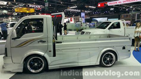 Modifikasi Tata Ace by Tata Ace Concept Side At 2015 Thailand Motor Expo
