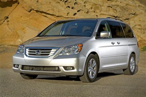 2008-2009 Honda Odyssey: Recall Alert