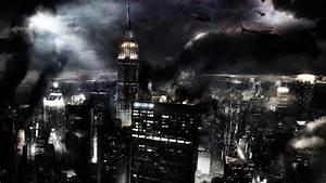 3d Dark City Wallpaper #14638 Wallpaper