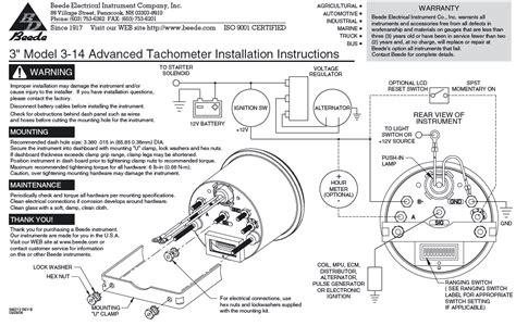 Boat Tachometer Wiring Diagram : 30 Wiring Diagram Images ...